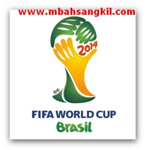 logo world cup 2014